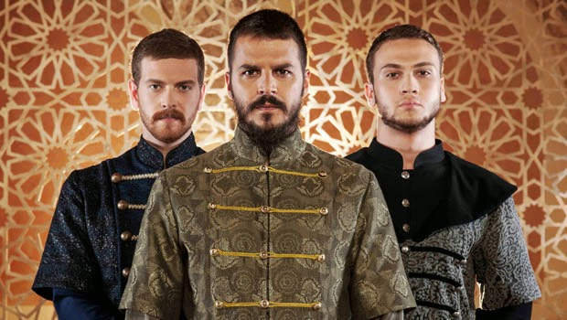 Suleyman Magnificul episodul 117