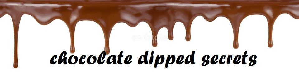 still chocolate dipped!
