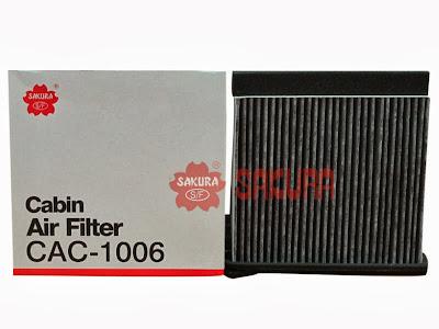 Cabin Air Filter - Filter AC Mitsubishi Triton, Pajero Sport, Lancer, Grandis