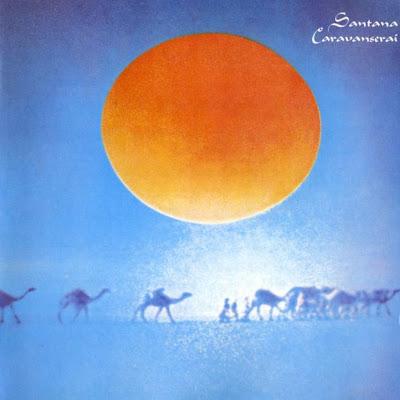 Santana - Caravanserai 1972 (USA, Jazz-Rock/Fusion, Latin)
