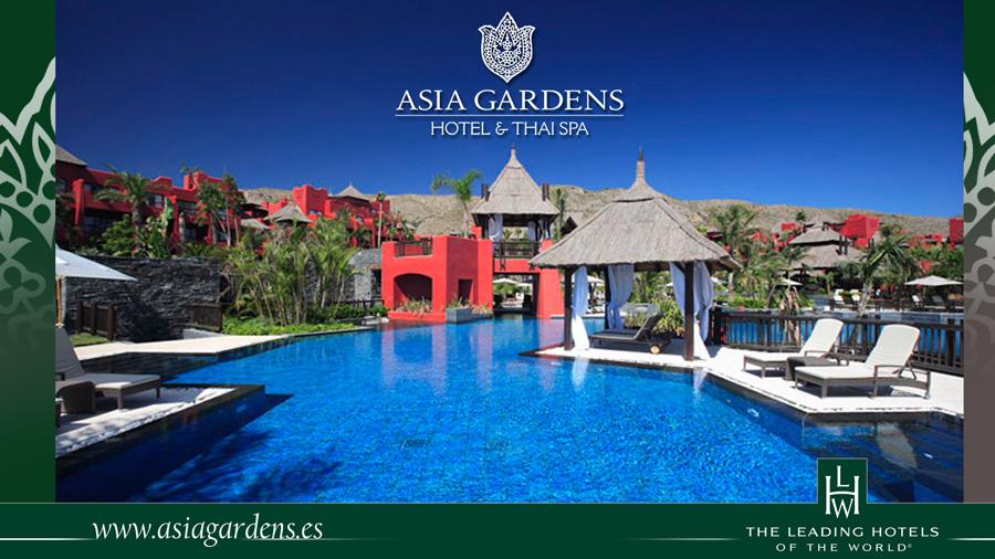 Hotel de lujo asia gardens hoteles 5 estrellas en espa a for Hoteles de lujo en espana ofertas
