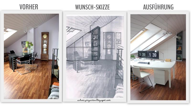 Einbauschrank Büro ein schweizer garten büro update n 1