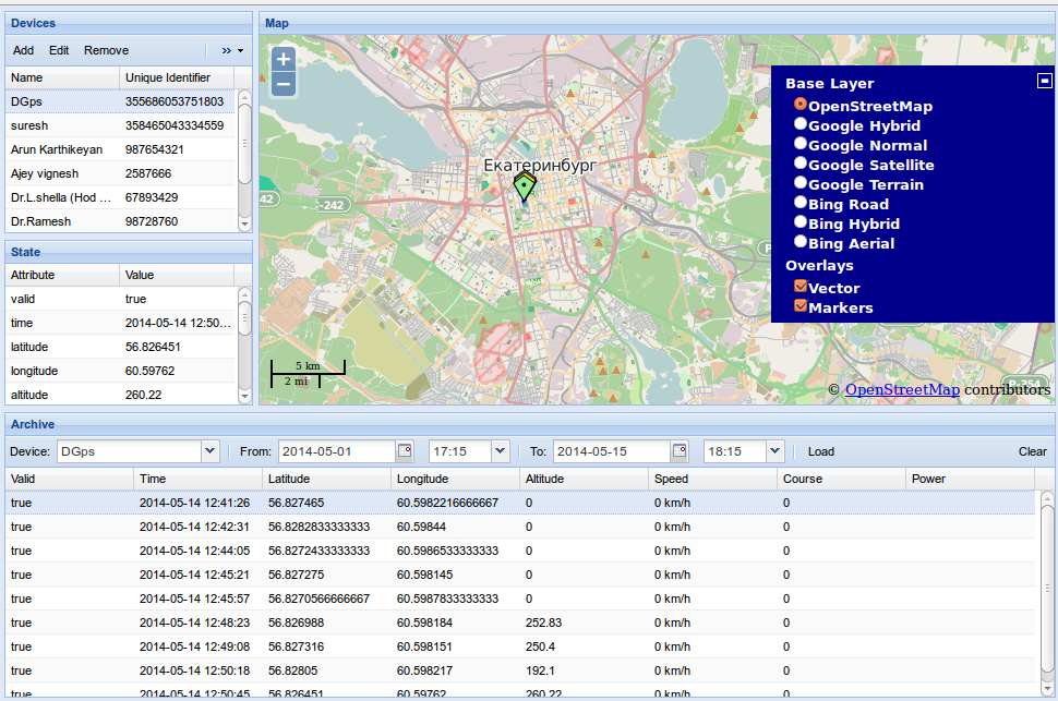 Traccar 3 3 Gps Tracking System Opensource Qpkg