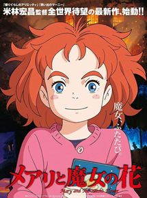 Mary and the Witch's Flower - Legendado