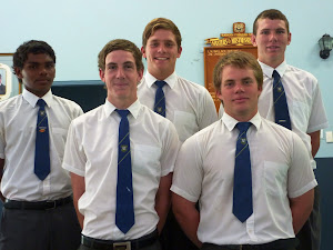 Open Boys Charters Towers Rugby League team.