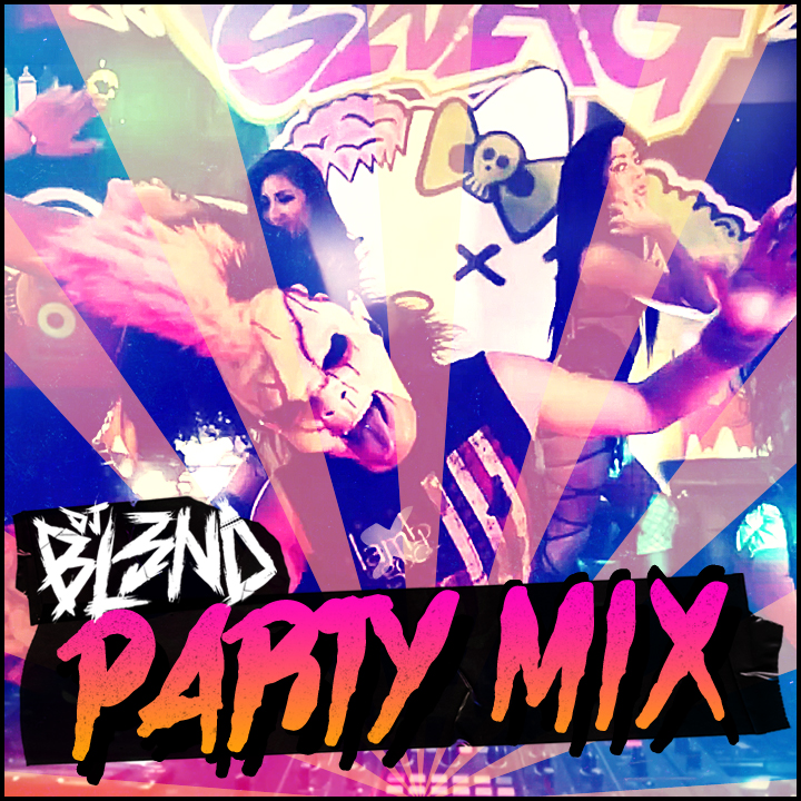 PARTY MIX - DJ BL3ND