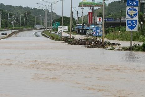inundaciones en puerto rico: