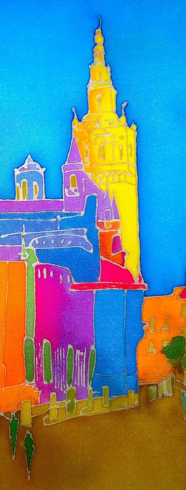 L 39 atelier giralda plaza del triunfo sevilla for Todo pintura sevilla