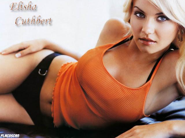 Elisha Cuthbert Hot