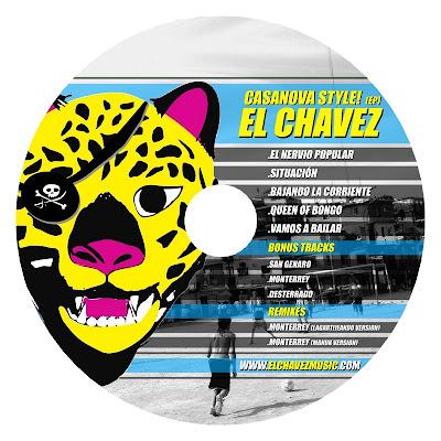 EL CHAVEZ - Casanova Style EP