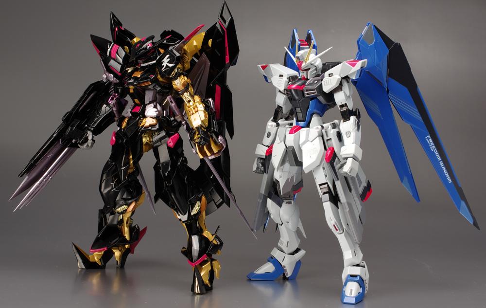 GUNDAM GUY: METAL BUILD Gundam Astray Gold Frame Amatsu Mina ...
