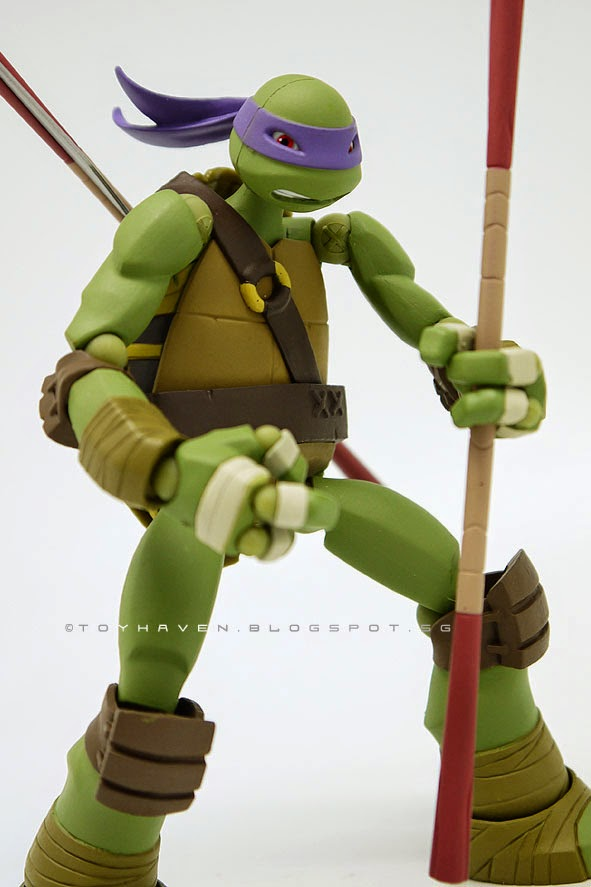 Teenage mutant ninja turtles nickelodeon donatello toy - photo#26