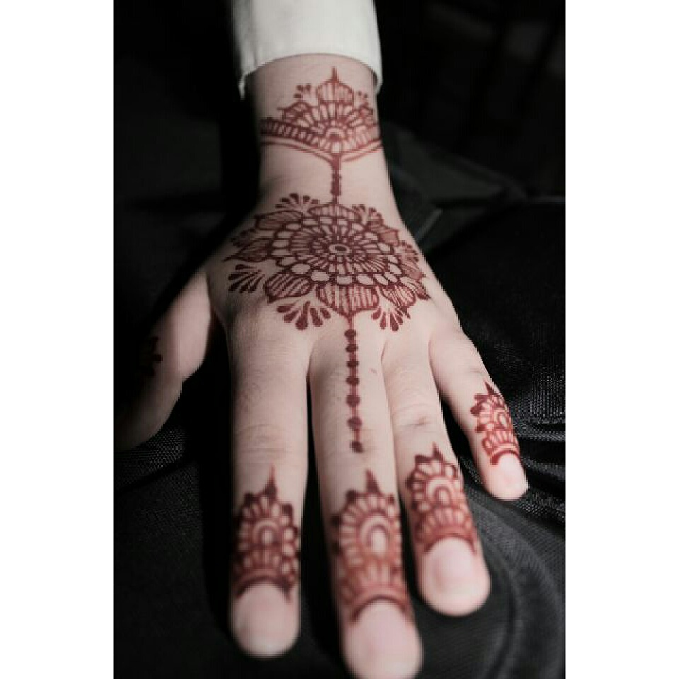 Najmina Henna Mahendi Inai
