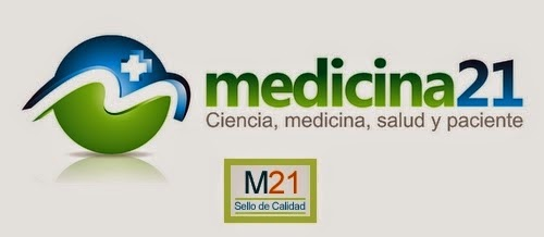 WEB acreditada por M21