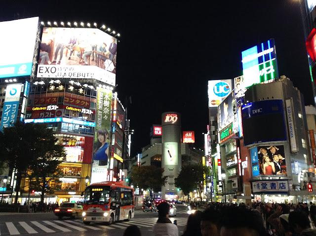 Shibuya, Shibuya 109, Tokyo