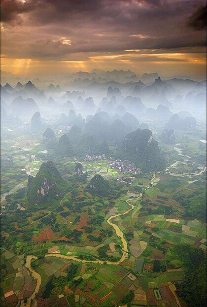 Best travel yangshuo china