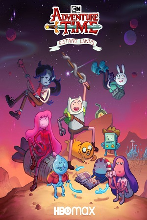 Adventure Time Distant Lands (2020) S01 All Episode Complete Download 480p