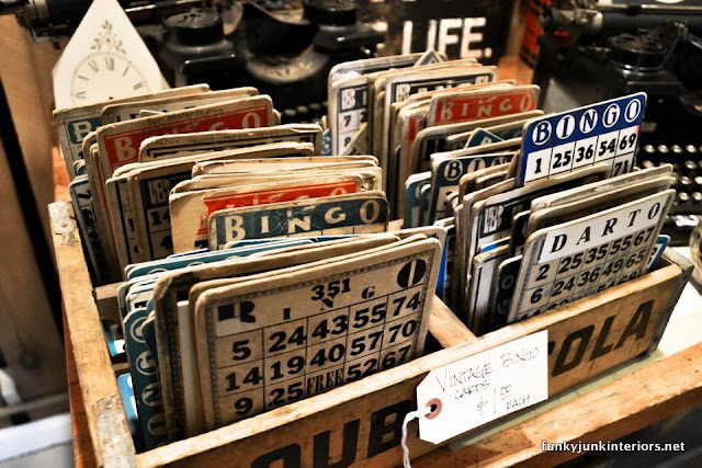 Vintage_Bingo_cards_during_A_tour_through_Franklin,_Tennessee _via_Funky_Junk_Interiors