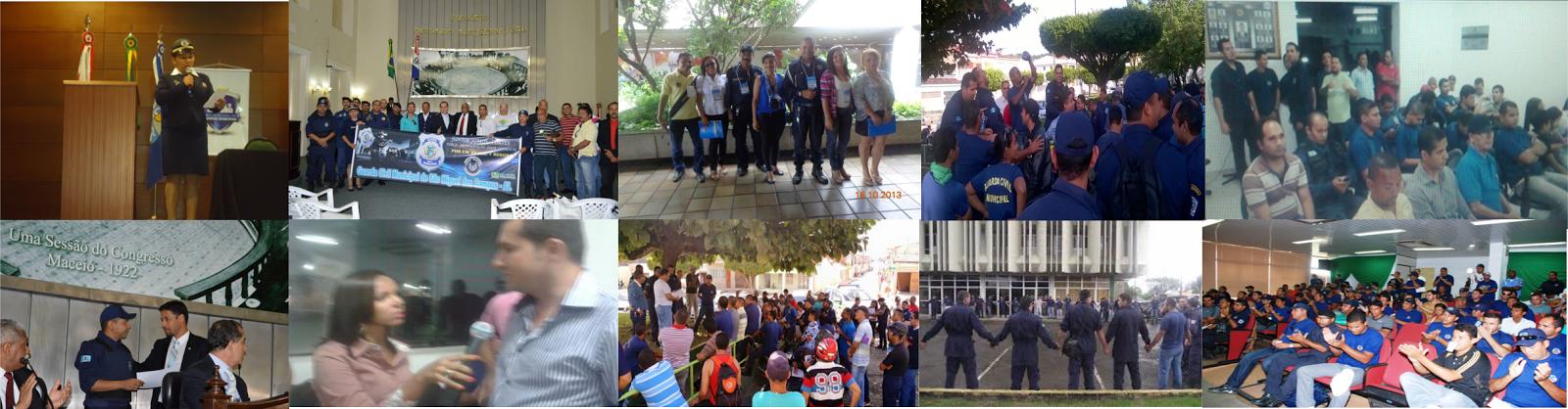 Associação dos Guardas Municipais de São Miguel dos Campos, Alagoas