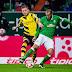 Werder afunda Dortmund e sai da lanterna. Leverkusen, Schalke e M'gladbach tropeçam