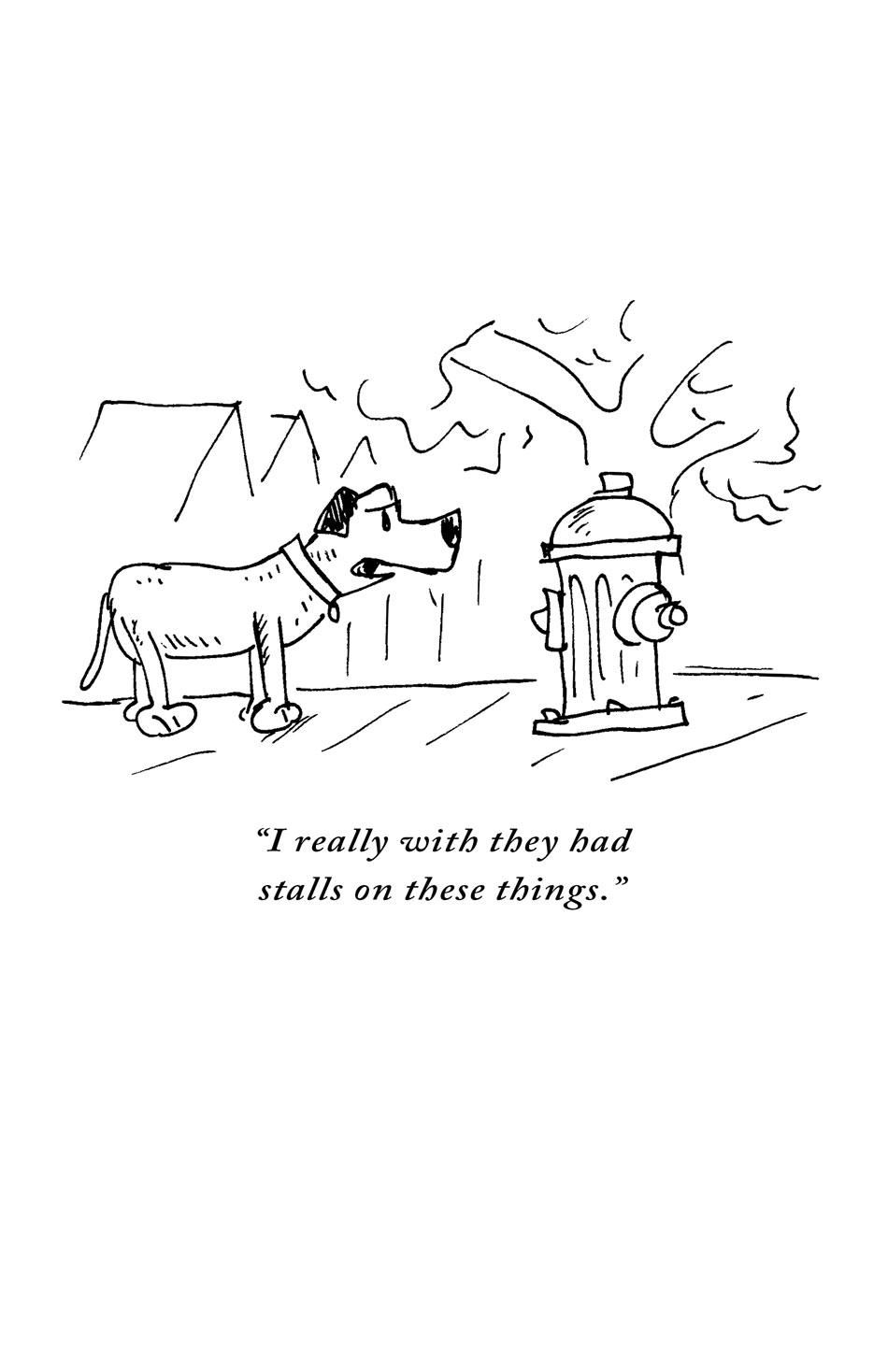 Stupendo-Dog!: Shy bladder