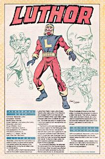 Luthor ficha comic