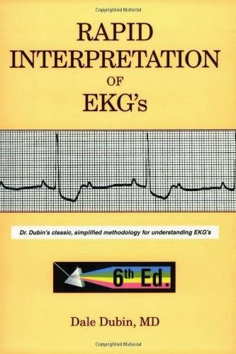 Rapid Interpretation Of Ekg S Sixth Edition 6th Edition Dale