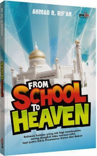 From School To Heaven   TOKO BUKU ONLINE SURABAYA