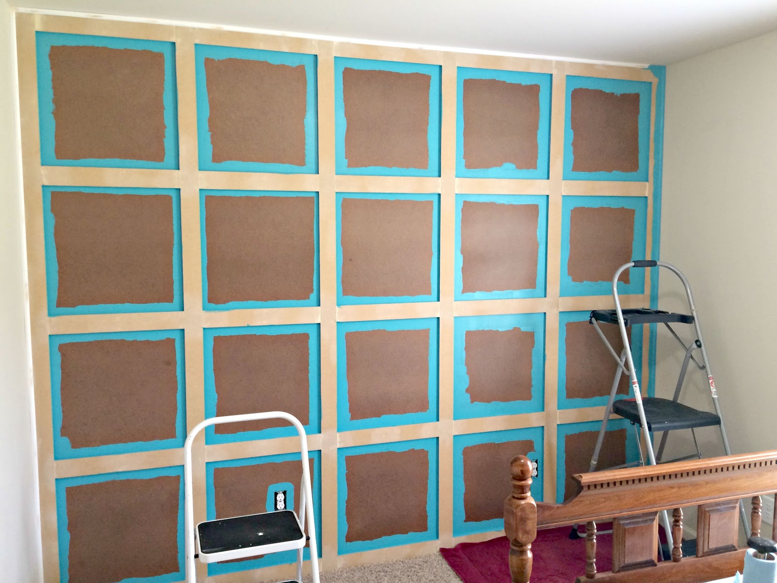 Light Teal Bedroom This And That Sneak Peak At The Color Of The Guest Bedroom