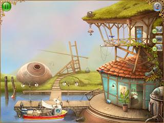 The Tiny Bang Story Game ship
