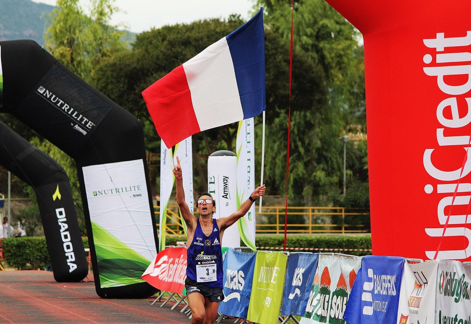 Maratona di Palermo - 15-11-15 - L'arrivo! (Foto Adriana P.)