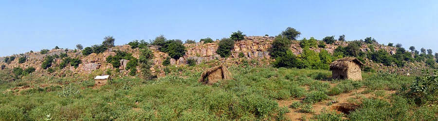 Picture of Govardhan Hill