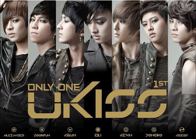 U-KISS members names Binguel Binguel Round and Round