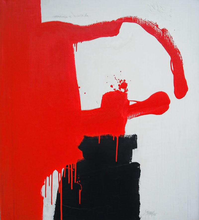 Rojo y negro...