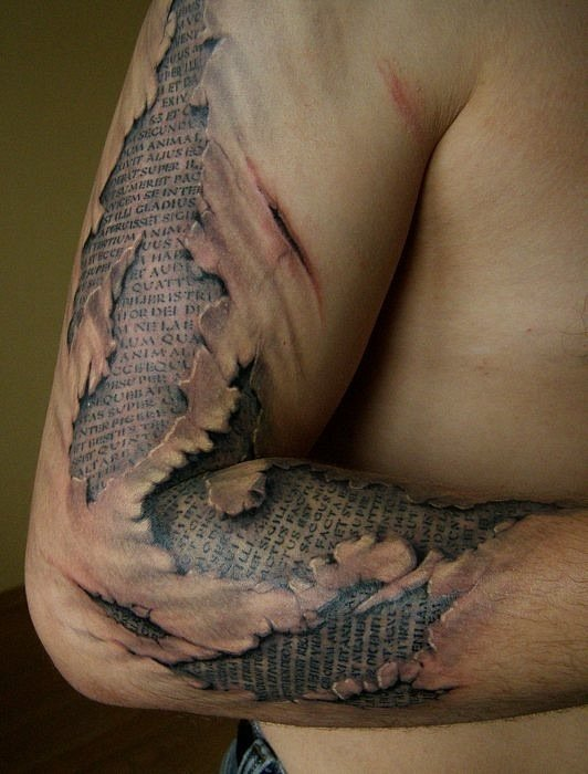 Various Other Cultures Have Had Their Own Tattoo Traditions, Ranging