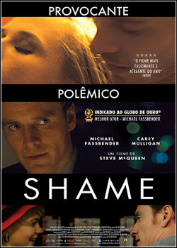 Modelo Capa Download   Shame   DVDRip AVi + RMVB Legendado (2012)
