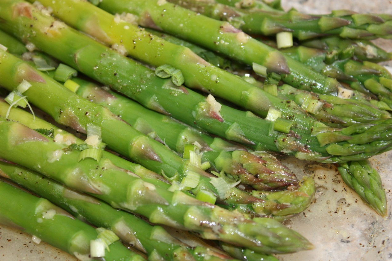love asparagus and it doesn t hurt that asparagus is an aphrodisiac ...