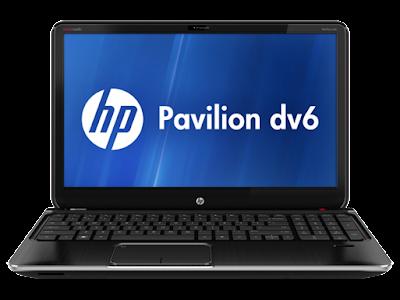 HP Pavilion DV6t 7000