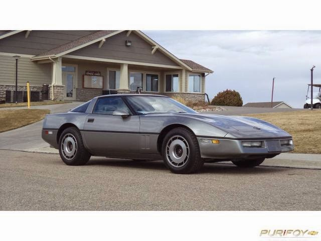 1985 Chevrolet Corvette at Purifoy Chevrolet