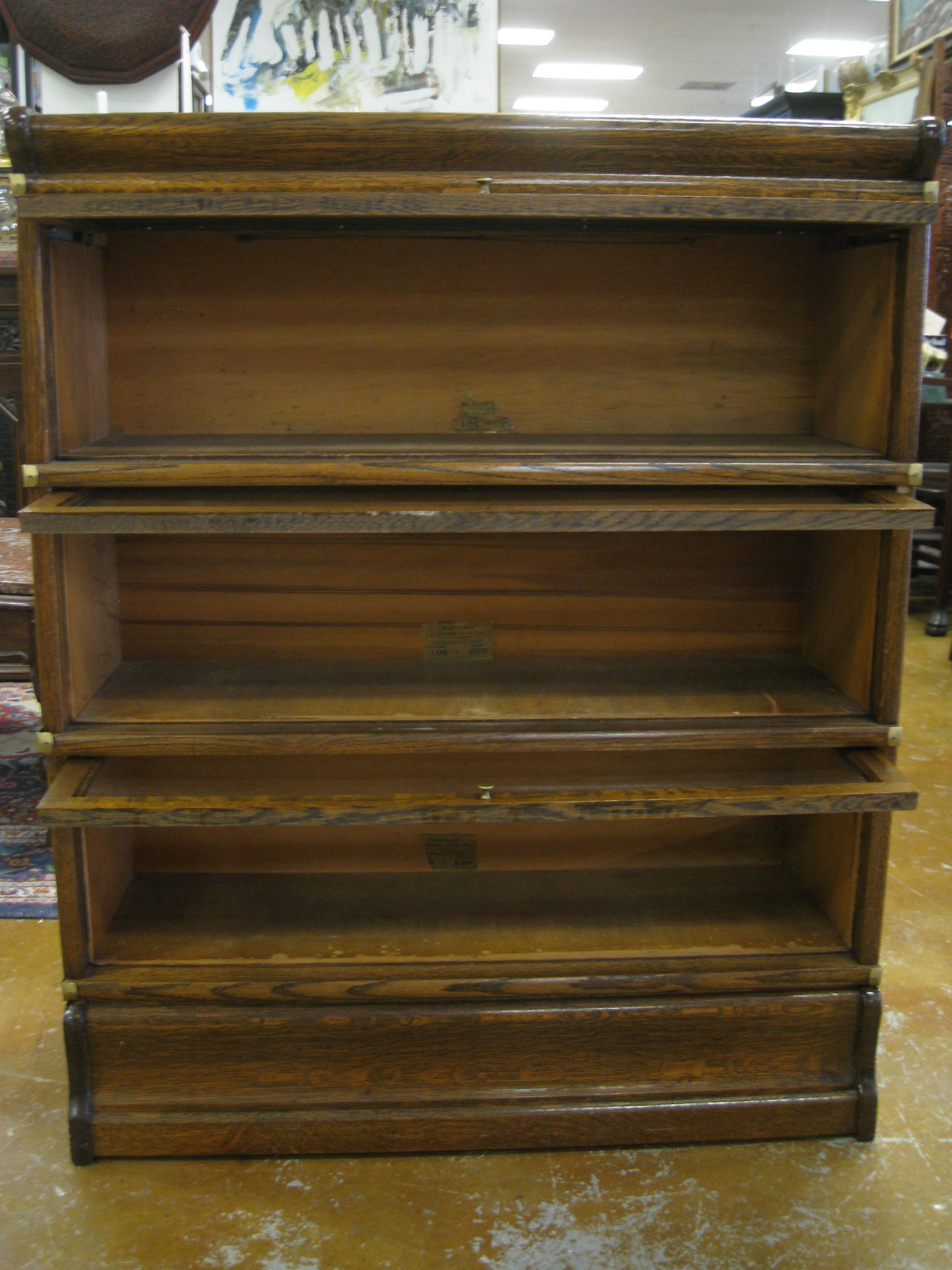 Image Result For Antique Barrister Bookcases With Gldoors