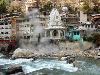 Manikaran Temple Manali