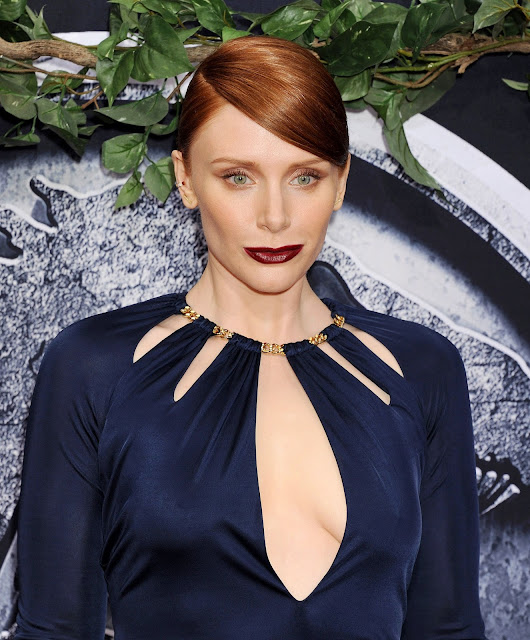 Actress @ Bryce Dallas Howard - Jurassic World premiere in Hollywood