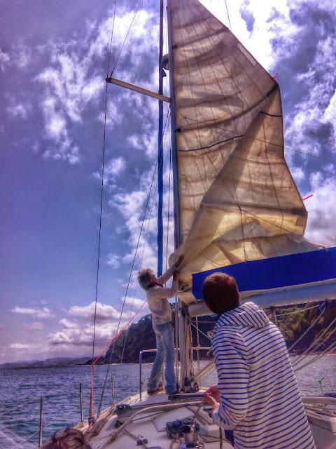 ¡A navegar!