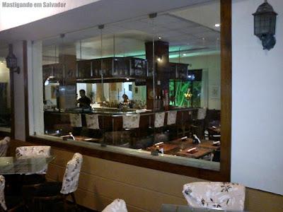 Restaurante Matsuri: Vista de um dos ambientes internos