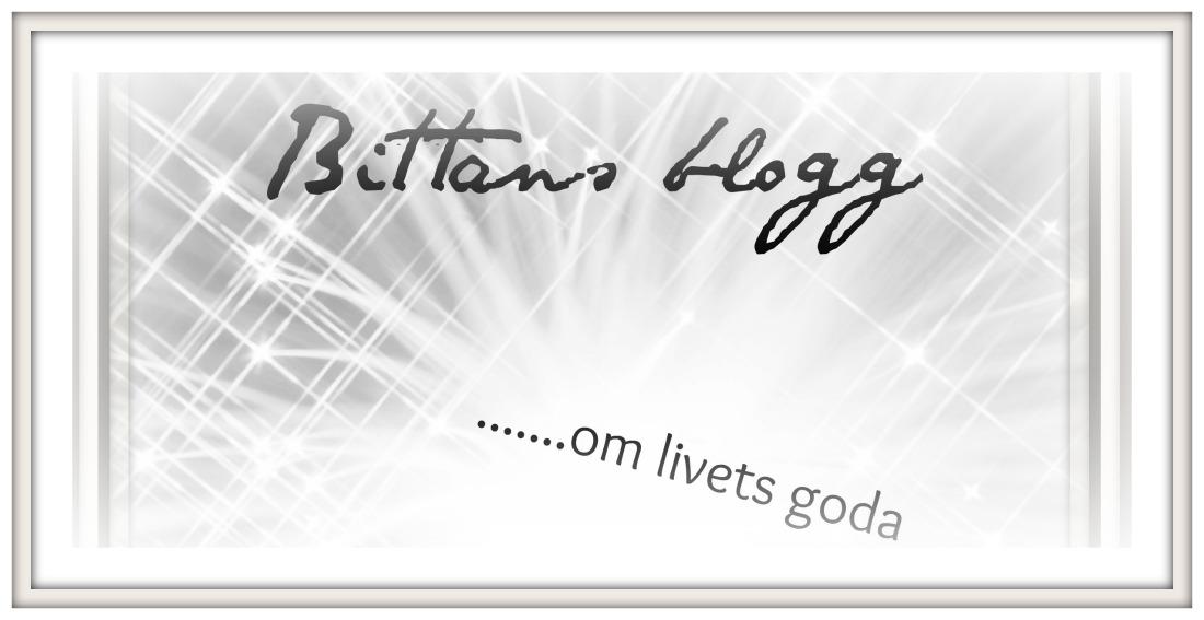 ♥♥♥ Carpe Diem - Bittans blogg ♥♥♥