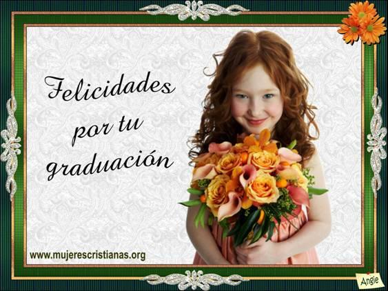 Fotos De Felicidades En Tu Graduacion