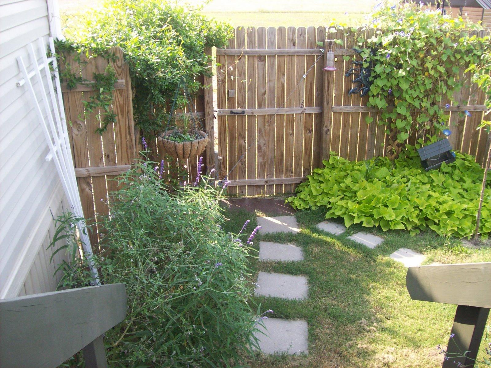 gardening 4 life backyard makeover