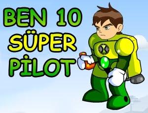 Ben 10 Süper Pilot Oyunu