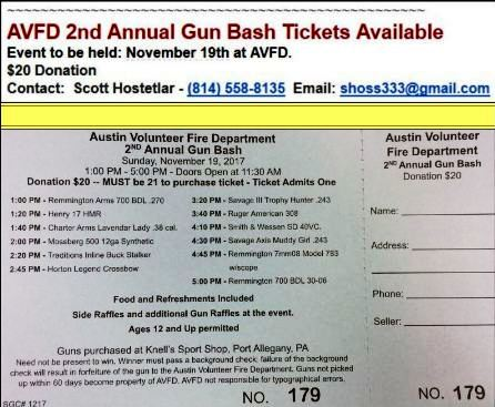11-19 AVFD Gun Bash