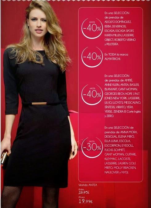 Vestido Antea 19.99 euros 5-1-15